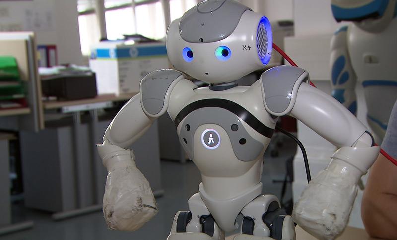 """Roboter, """"Künstliche Intelligenz"""""""