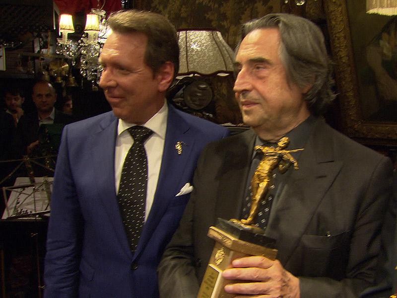 Riccardo Muti Peter Widholz