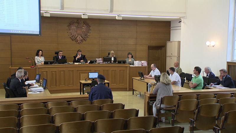 Prozess Baubetrug Landesgericht Klagenfurt