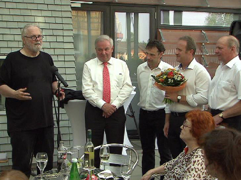 Geburtstag Gerhard Roth