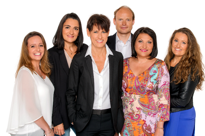 ORF Wien Marketingteam 2017