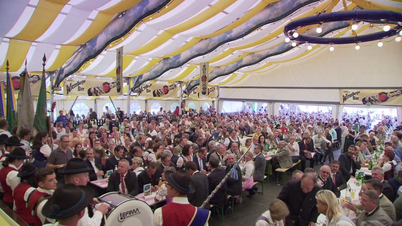 Bauerntag Wieselburg Messe