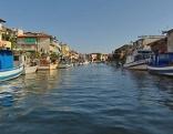 Lagune von Grado
