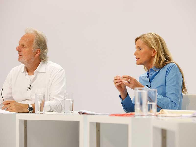 Jurydiskussion Maxi Obexer Winkels Feßmann