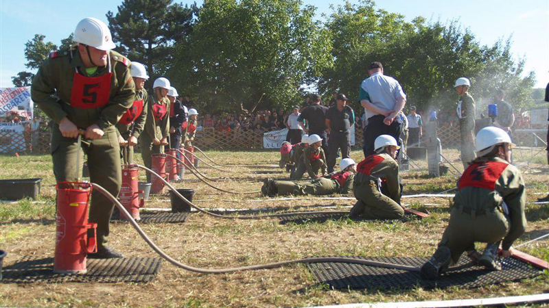 Feuerwehr Jugendbewerb Neuhofen