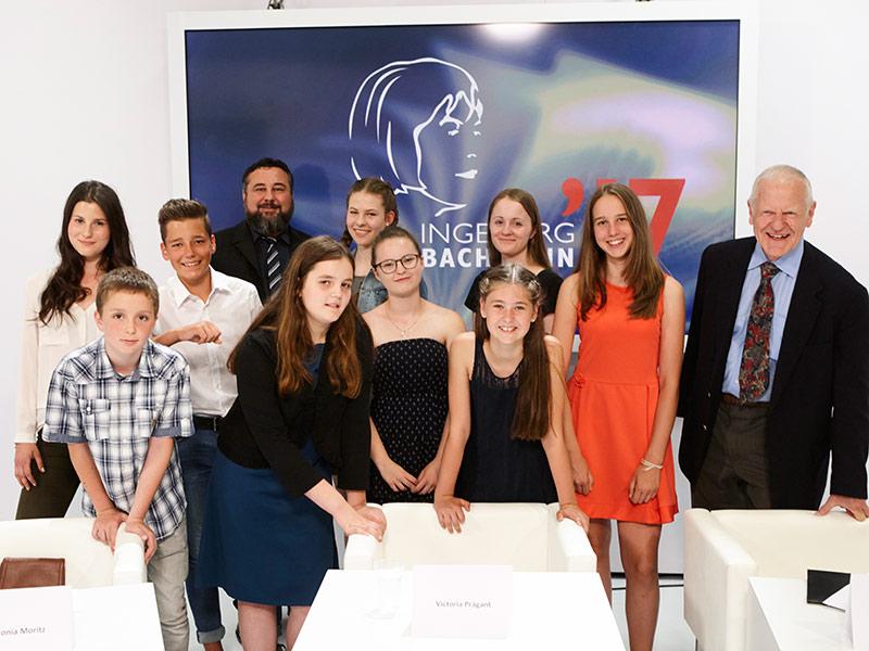 TddL 2017 Junior Bachmann Preis Juniorbachmannpreis