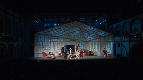 Schlossspiele Kobersdorf Premiere