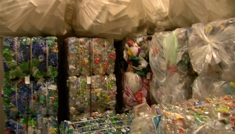 Strikte Mülltrennung