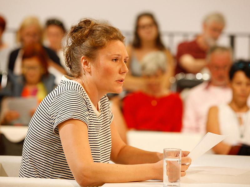 Erster Lesetag Noemi Schneider