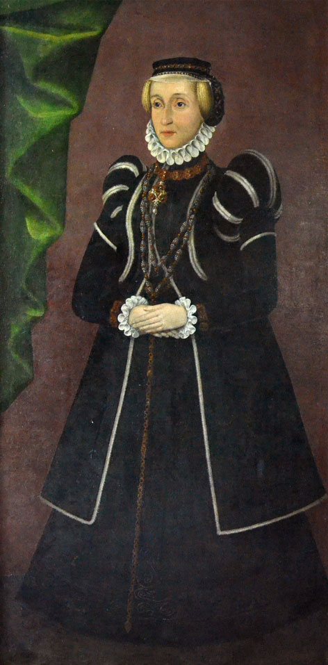 Anna Neumann, Ausstellung 400 Jahre Schwarzenberg, Murau