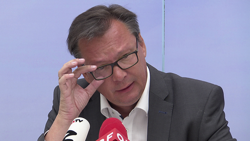 Norbert Darabos zieht Bilanz nach Eurofighter-Ausschuss