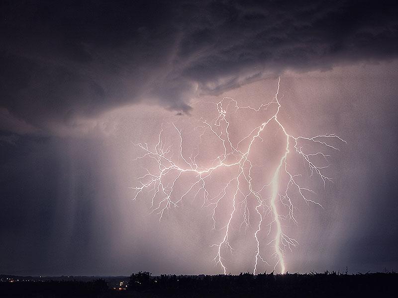 Blitz bei Sigleß