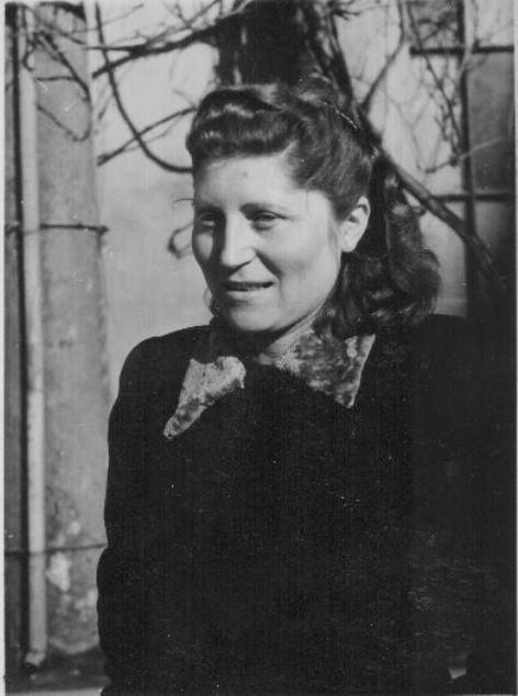 Irma Trksák | Widerstandskämpferin und Zeitzeugin