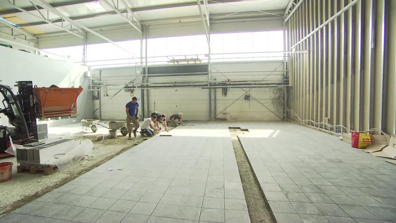 Kastner in Eisenstadt wird umgebaut