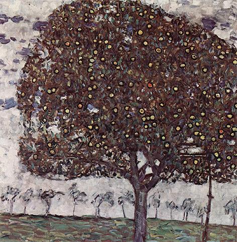 """""""Apfelbaum II."""" von Gustav Klimt"""