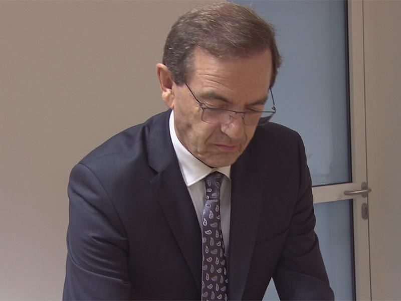 Gerichtsgutachter Christian Imo