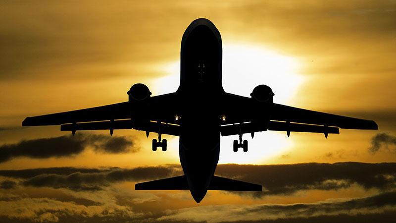 Flugzeug, Passagiere