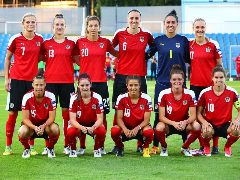 Frauenteam Europameisterschaft