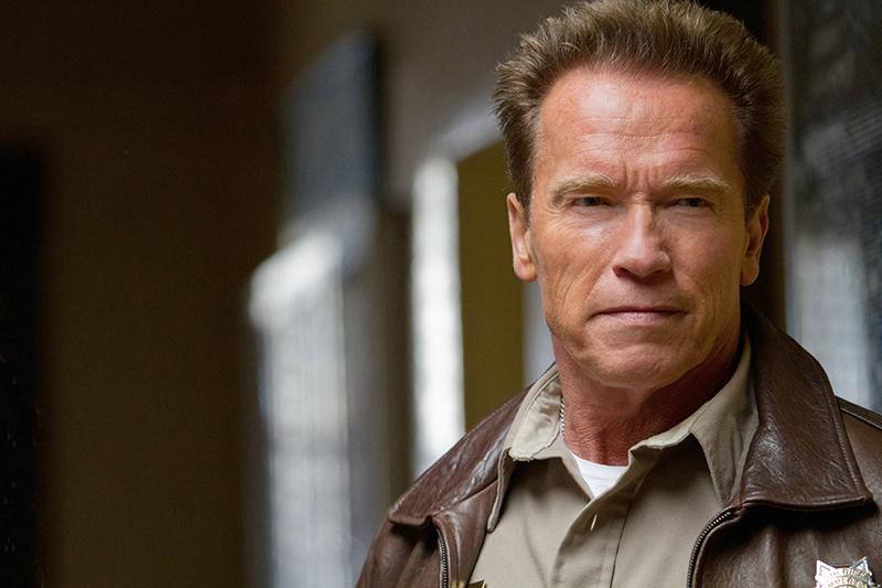 Arnold Schwarzenegger, Film The last stand