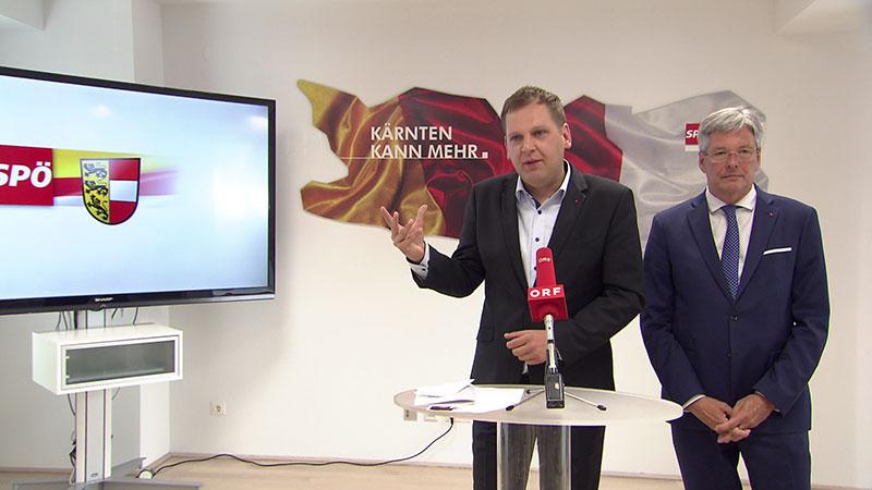 Philipp Kucher Peter Kaiser