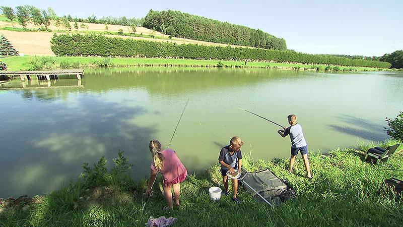 Fischer im Südburgenland