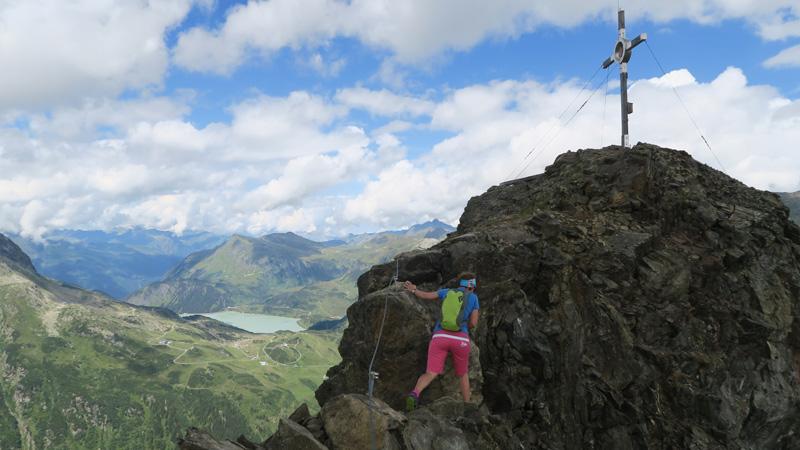 Bergtour auf die Gorfenspitze
