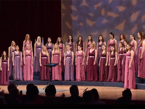 Carmen manet Kranj zbor ženski dekliški EBU izbor Riga zmaga evrovizija