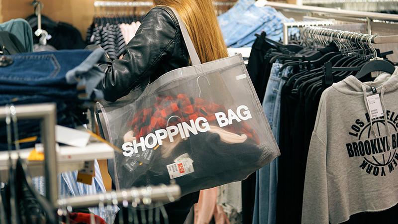 Kaufsucht Einkaufen Shoppen