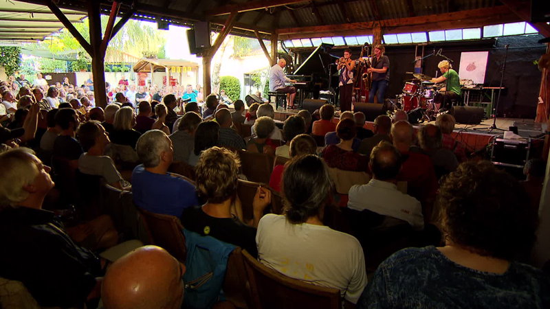 Musiker in Nickelsdorf