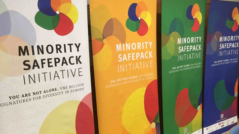Logo Minority Safepack
