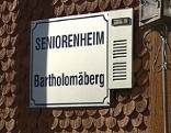 Seniorenheim Batholomäberg