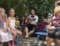 Dičja grupa Viverica na izletu u čuvarnici Trajštof
