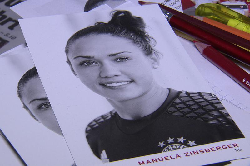Frauen Fußball-EM Manuela Zinsberger Interview Eltern