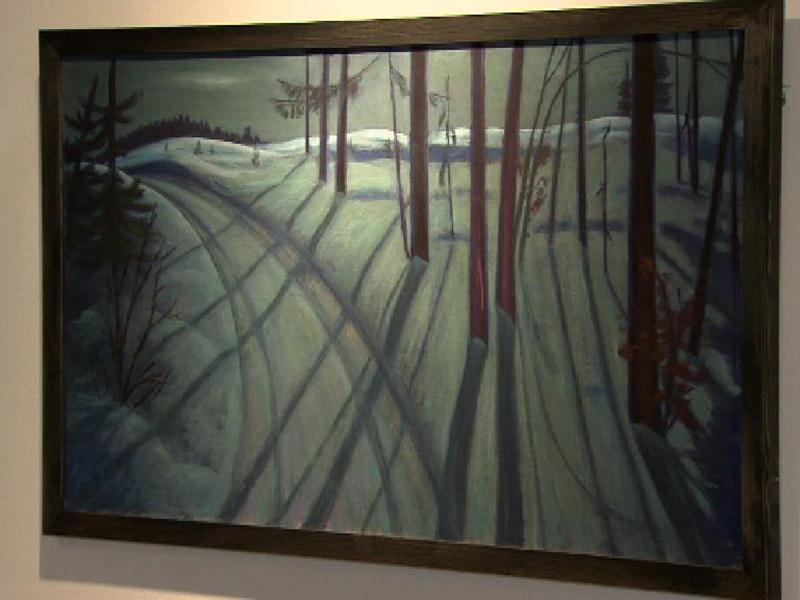 Ausstellung Werner Berg, Feuerwerhrmuseum