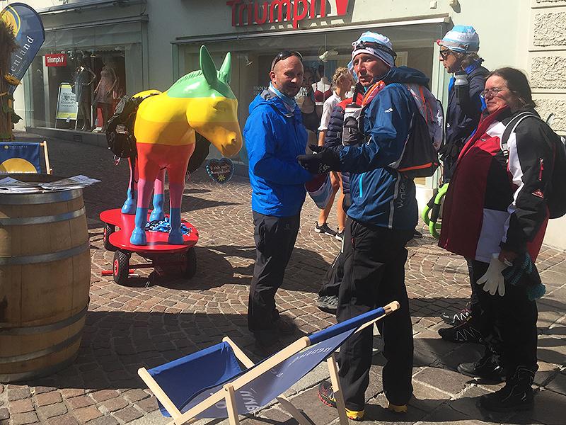 """""""Burgenland-Extrem-Team"""" beim Villacher Kirchtag"""