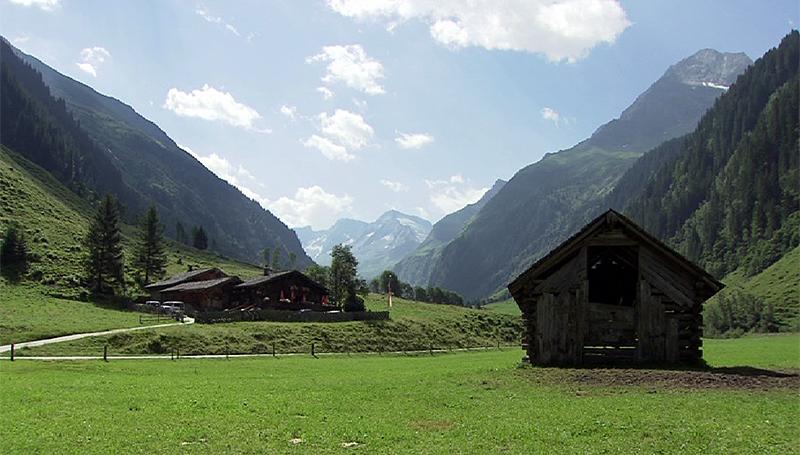 Hollersbach-Lehrpfad und Senninger Alm