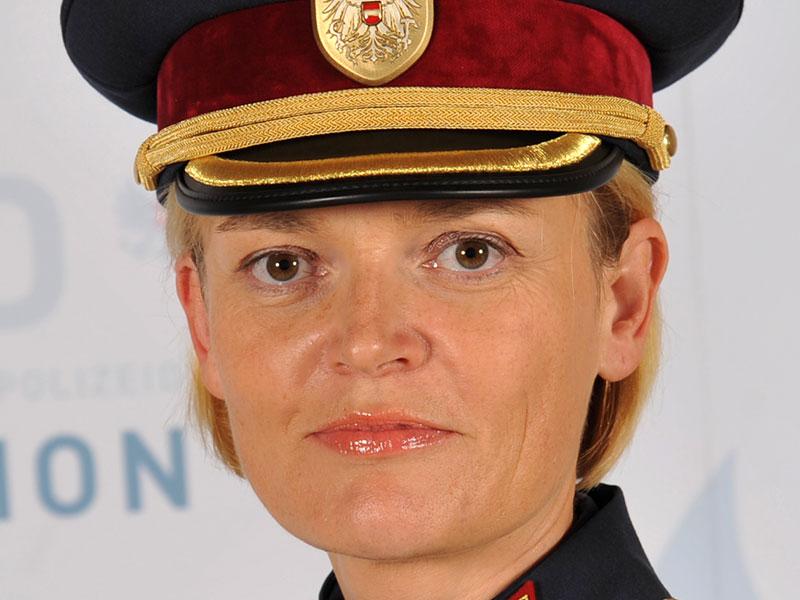 Michaela Kardeis, die ehemalige Vizepräsidentin der Wiener Polizei, wird Generaldirektorin für die öffentliche Sicherheit im Innenministerium (Archivbild aus 2012)