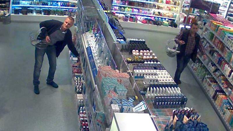 Aufnahme aus Überwachungskamera