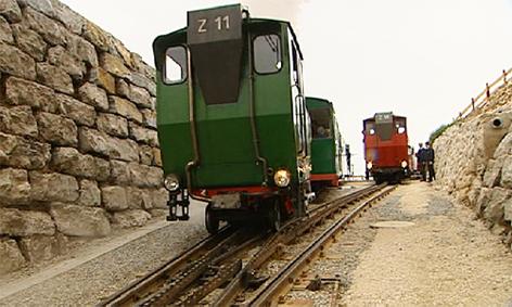 Schafberg Schafbergbahn St. Wolfgang St. Gilgen