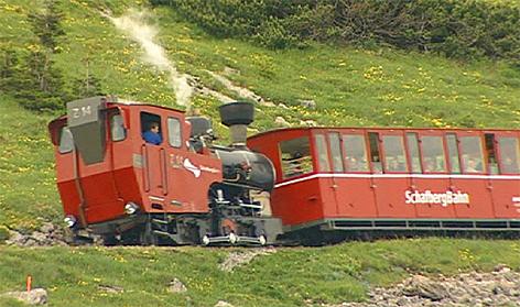 Schafbergbahn Schafberg St. Wolfgang