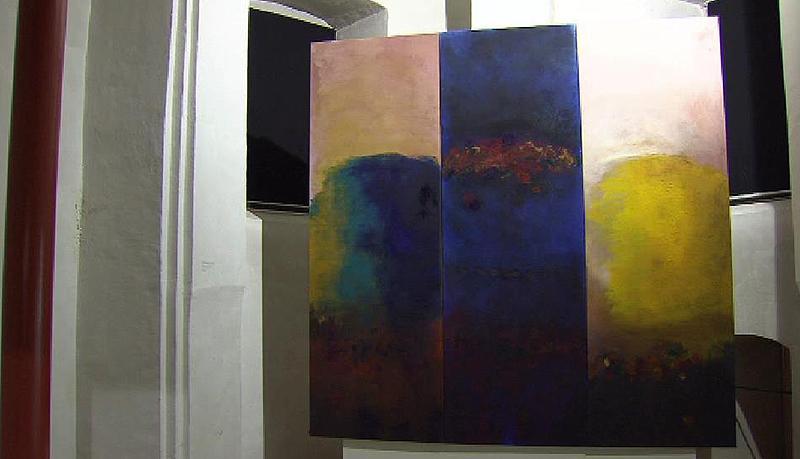 """""""Dunkel überstrahlt"""" im Kunsthaus Mürz"""