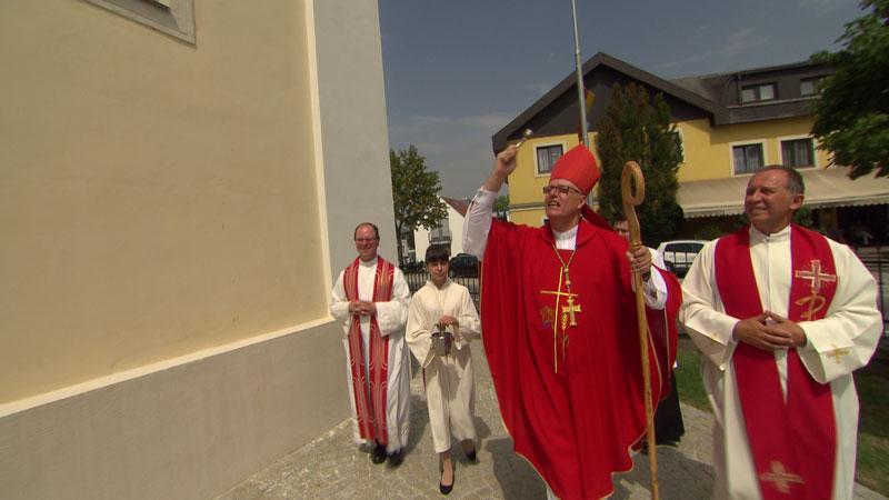 250 ljet farska crikva Trajštof
