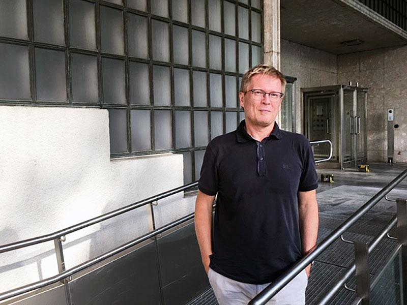 Der Wiener Autor Paulus Hochgatterer