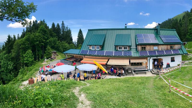 Lieblingshütte Lehner Ennser Hütte