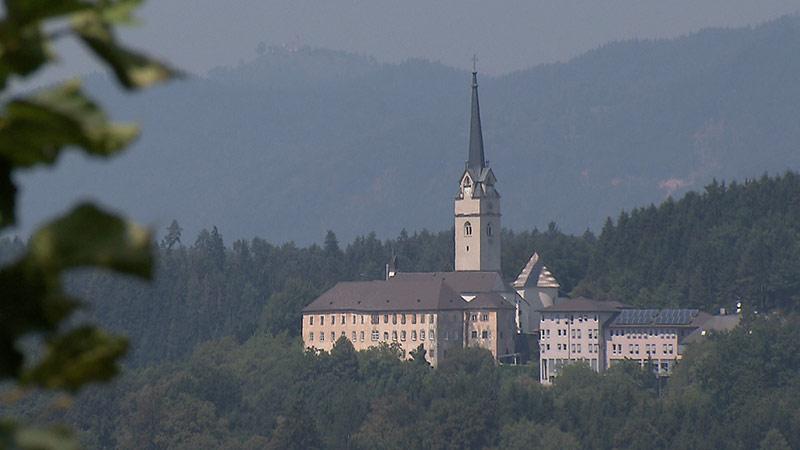 Kirche Tainach