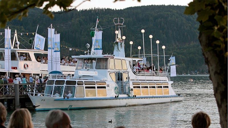 Marienschiff Prozession Wörthersee