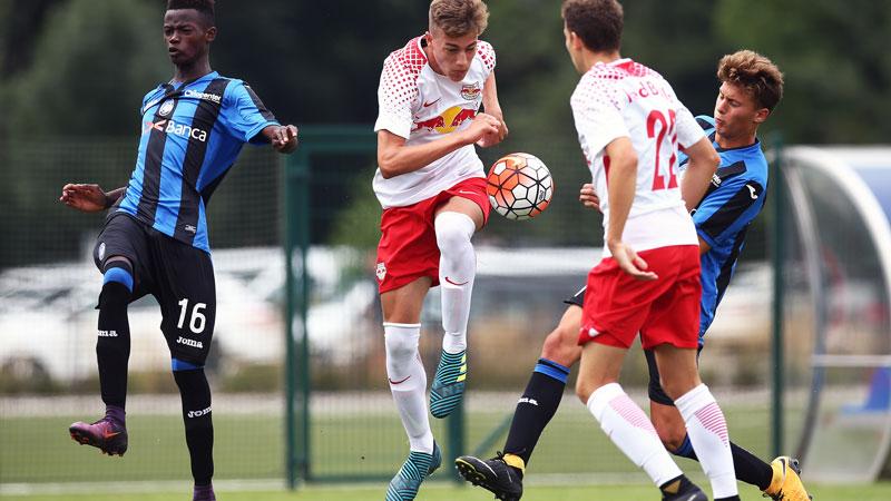 Fußballnachwuchs, Next Generation Trophy, Red Bull Salzburg vs. Atalanta Bergamo