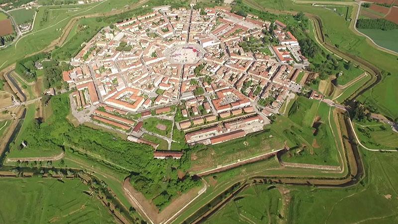 Unesco Weltkulturerbe Palmanova Cividale Aquileia