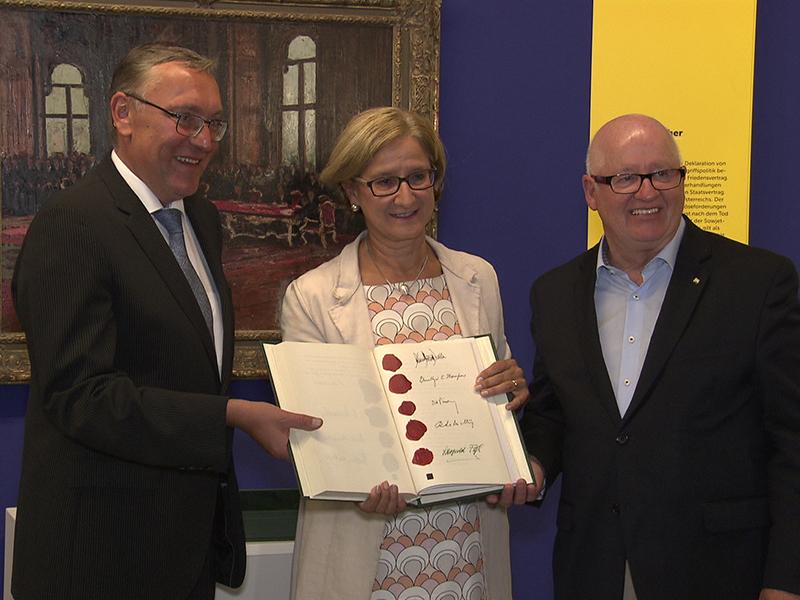 Kultur Haus Geschichte St. Pölten Staatsvertrag
