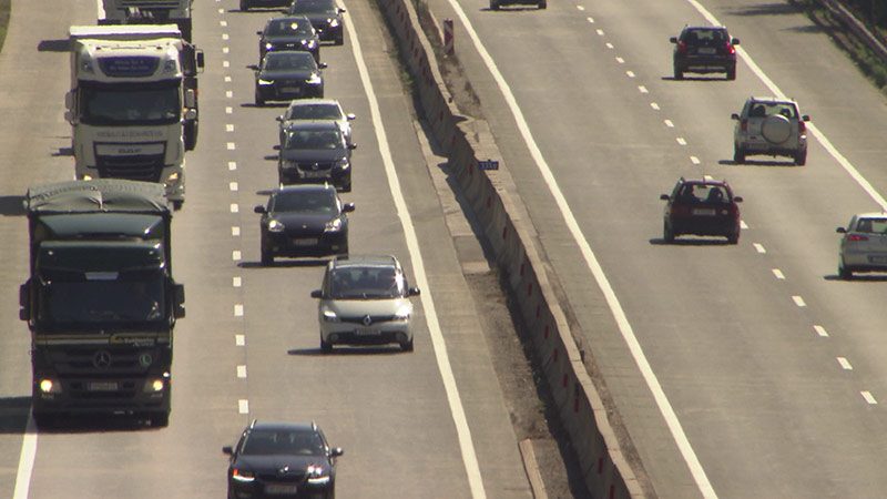 Tempo 100 Wörther See Autobahn